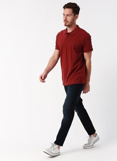 Lee Cooper Lee Cooper Jagger Koyu Mavi Denim Pantolon Renksiz